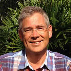 Speaker - Dr. Raimund von Helden