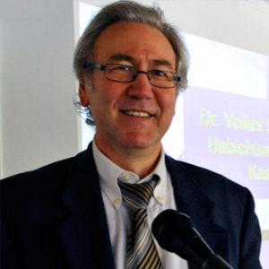 Speaker - Dr. med. Volker Schmiedel